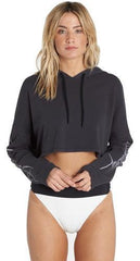 Billabong Womens Worn Out Cropped Fleece J607NBWO - The Smooth Shop
