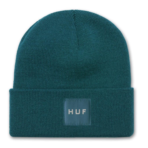 Huf Mens Box Logo Beanie BN00047 - The Smooth Shop