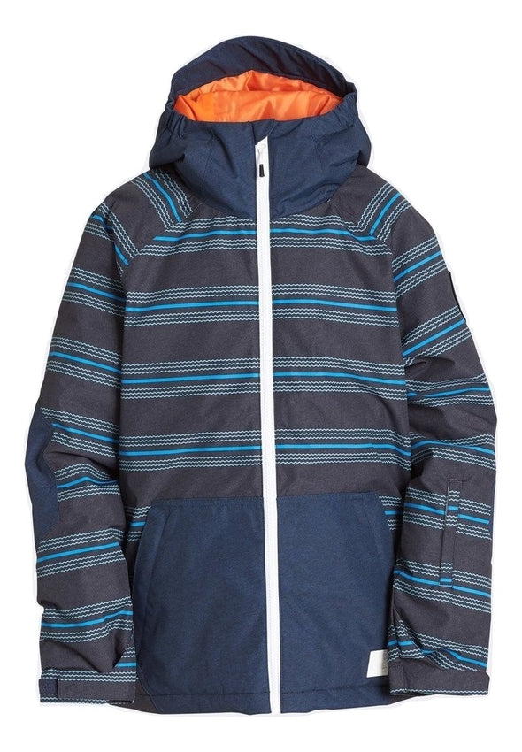 Billabong Boys Big Boys All Day Insulated Snow Jacket - The Smooth Shop