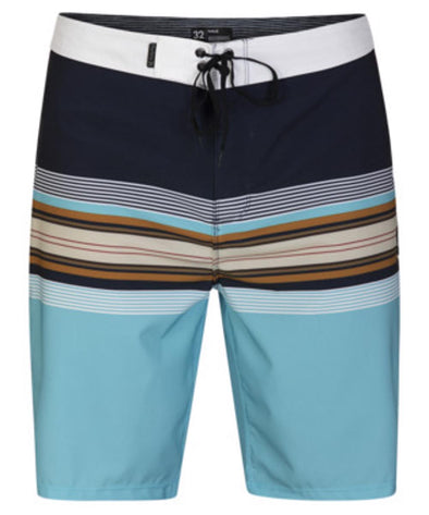 "Hurley Mens Phantom Observatory 20"" Boardshorts - The Smooth Shop"