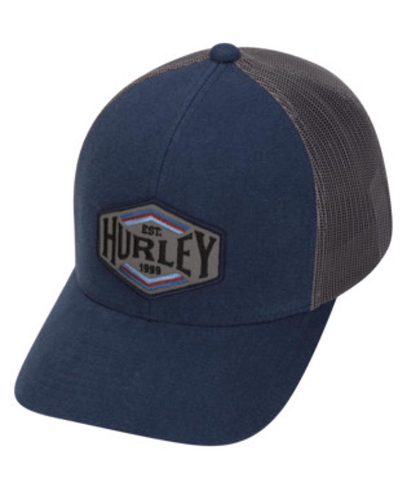 Hurley Mens Adams Hat, Obsidian, OFA - The Smooth Shop