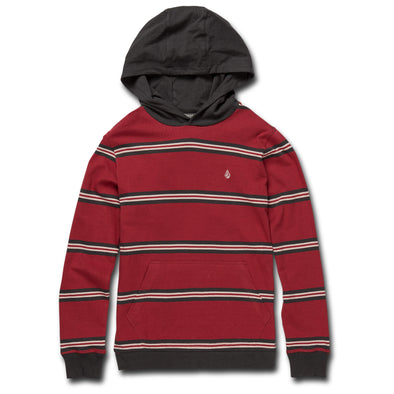 Volcom Boys Big Boys Beauvillle Long Sleeve Hoodie - The Smooth Shop