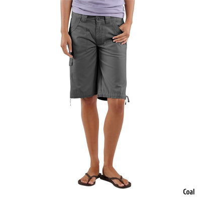 Carhartt Womens Trail Utility Short WB068 - The Smooth Shop