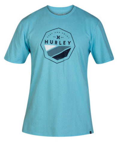 Hurley Mens Cre Hasher T-Shirt - The Smooth Shop