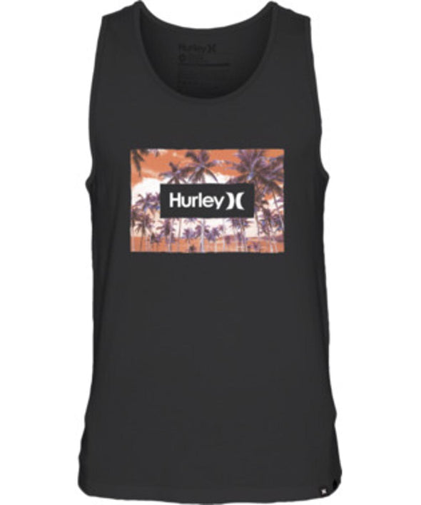 Hurley Mens Boarders Premium Tank Top - The Smooth Shop