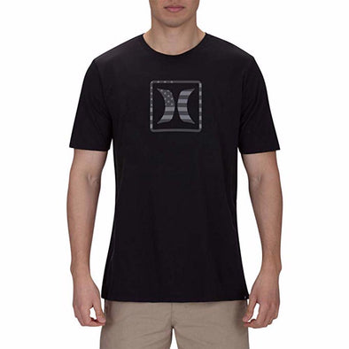 Hurley Mens Block USA T-Shirt - The Smooth Shop