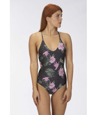 Hurley Womens Reversible Lanai One Piece - The Smooth Shop
