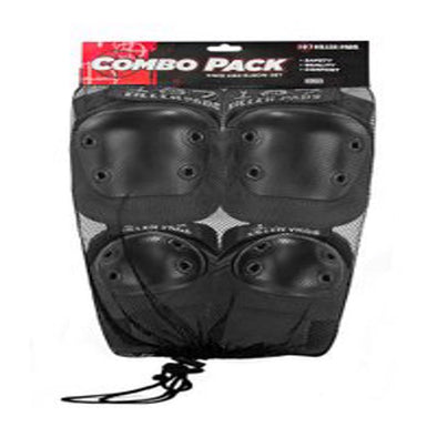 187 Killer Pads Unisex Combo Pack CPXS100 - The Smooth Shop