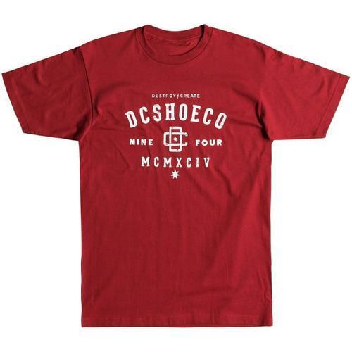 DC Shoes Mens Abridged T-Shirt ADYZT04300 - The Smooth Shop