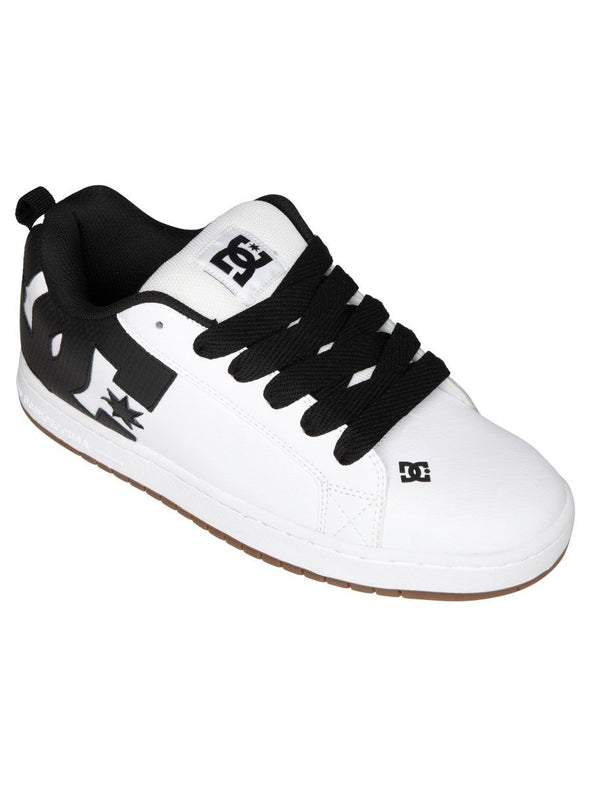 DC Shoes Mens Court Graffik Shoes 300529 - The Smooth Shop