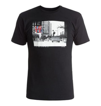 DC Shoes Mens Kalis Love T-Shirt ADYZT03920 - The Smooth Shop