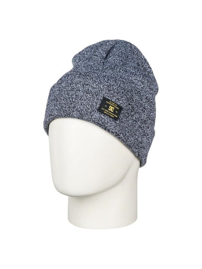 DC Shoes Men's Label Beanie EDYHA03013 - The Smooth Shop