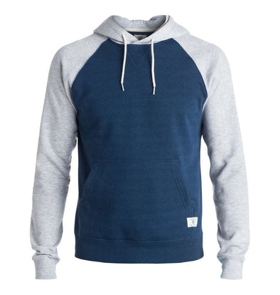 DC Shoes Mens Rebel Raglan Pullover Hoodie EDYFT03165 - The Smooth Shop