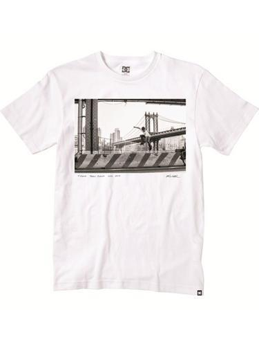 DC Shoes Mens T Funk T-Shirt ADYZT03919 - The Smooth Shop