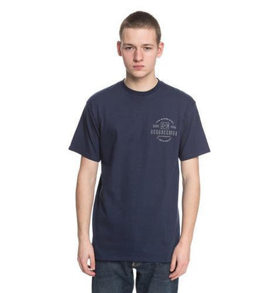 DC Shoes Mens Vertygoe T-Shirt ADYZT04285 - The Smooth Shop