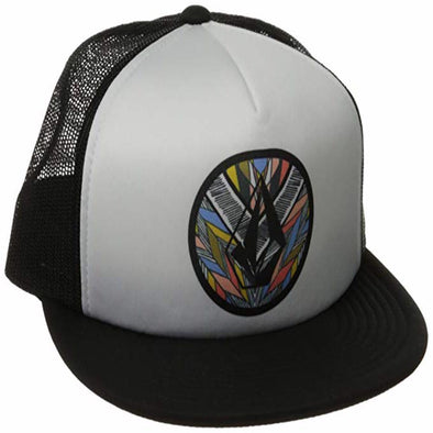 Volcom Womens Tidal Motion Hat E5521701,Black Combo,OFA - The Smooth Shop