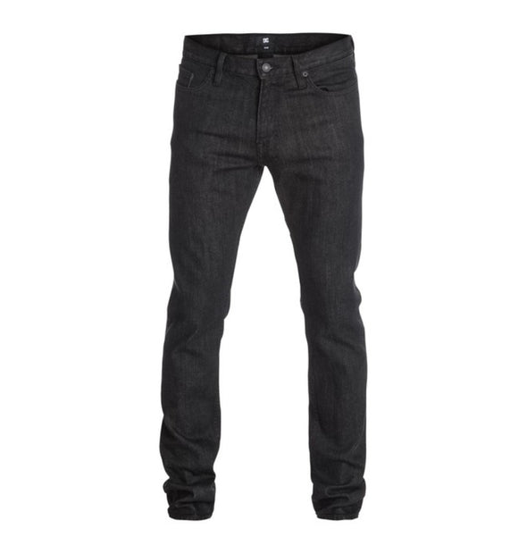 "DC Mens Worker Basic 32"" Inseam Slim Fit Jeans EDYDP03078 - The Smooth Shop"