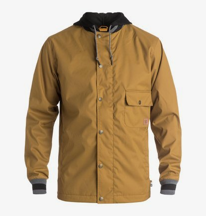 DC Shoes Mens Flux Snow Coach Jacket EDYJK03089 - The Smooth Shop