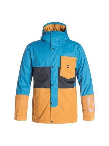 DC Shoes Men's Defy Snow Jacket EDYTJ03006 - The Smooth Shop