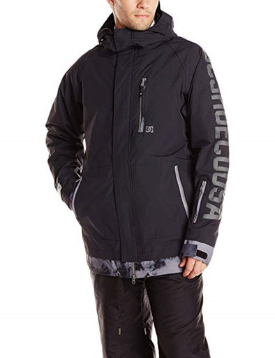 DC Shoes Mens Ripley Snow Jacket - The Smooth Shop