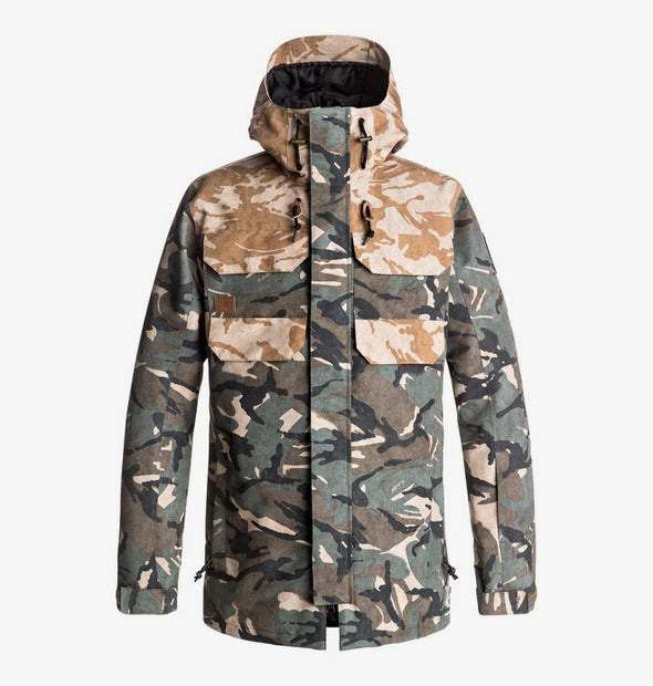 DC Shoes Mens Haven Snow Jacket EDYTJ03042 - The Smooth Shop