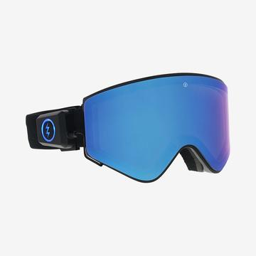 Electric Electron Blue Chrome Goggles - The Smooth Shop