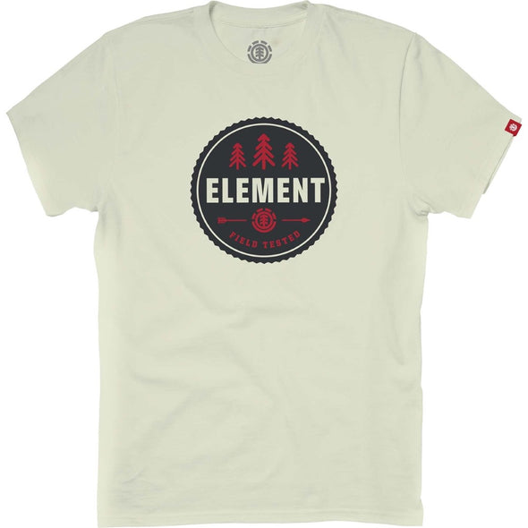 Element Mens Field Tested Short Sleeve T-Shirt M441DFIE - The Smooth Shop