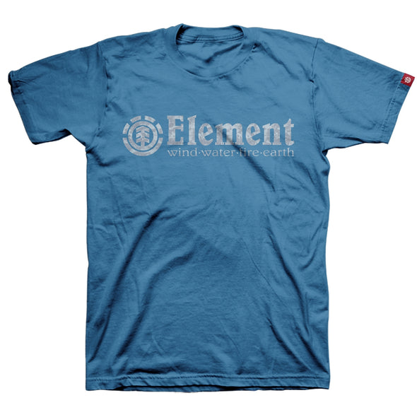 Element Mens Horizontal Short Sleeve T-Shirt M400EHOR - The Smooth Shop