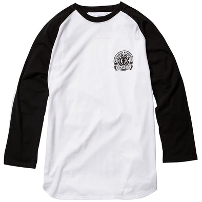 Element Mens Southpaw Long Sleeve T-Shirt M919ESOU - The Smooth Shop