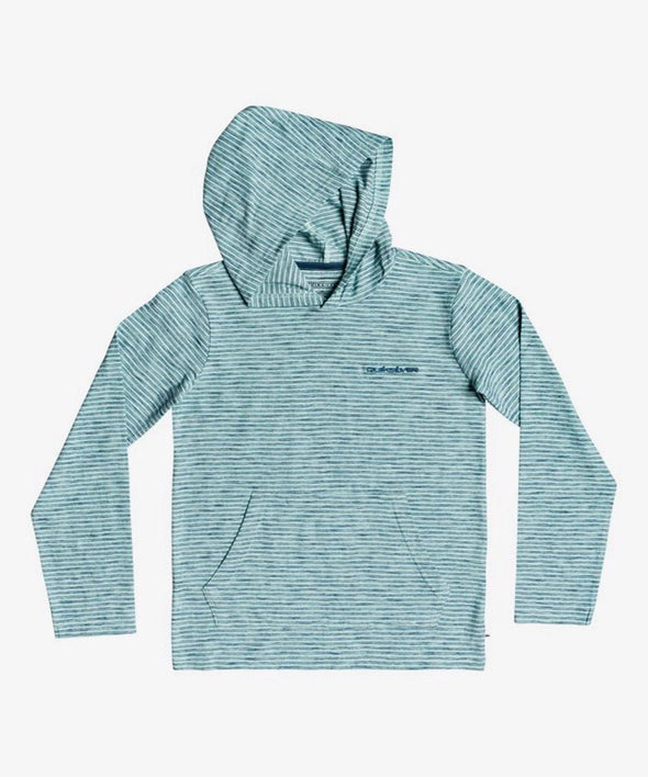 Quiksilver Boys Kentin Long Sleeve Hooded Top - The Smooth Shop