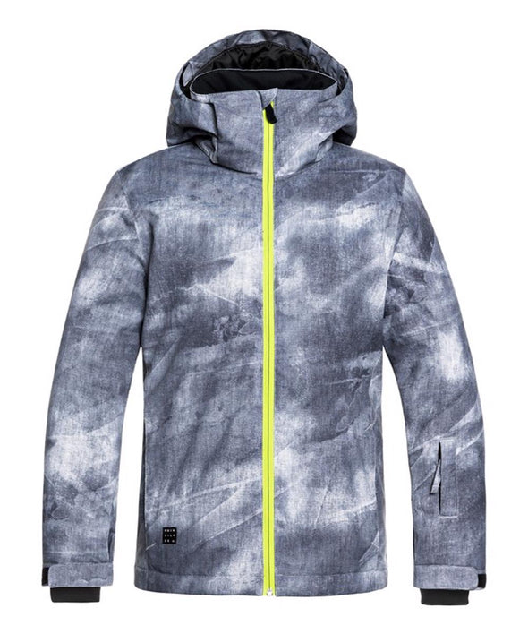 Quiksilver Boys Mission Snow Jacket EQBTJ03079 - The Smooth Shop