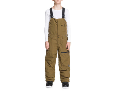 Quiksilver Boys 8-16 Utility Snow Bib Pants - The Smooth Shop