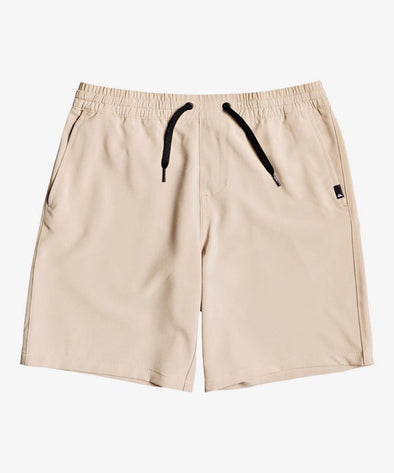 "Quiksilver Boys 8-16 Union Elastic 17"" Amphibian Shorts - The Smooth Shop"