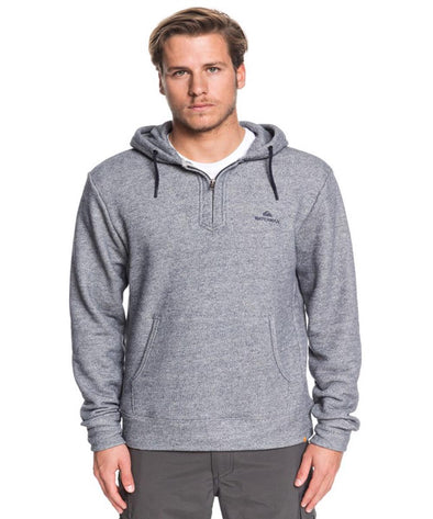 Quiksilver Mens Waterman Ocean Nights Half Zip Hoodie - The Smooth Shop