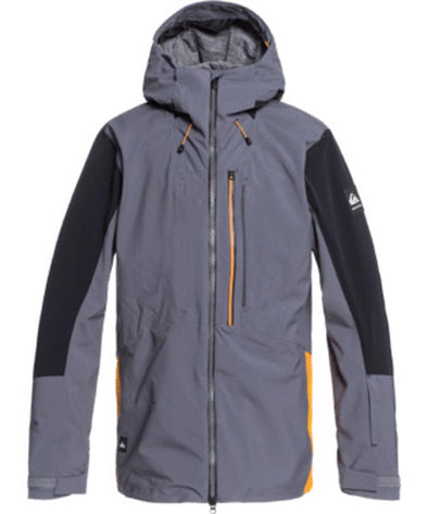 Quiksilver Mens TR Stretch Jacket - The Smooth Shop