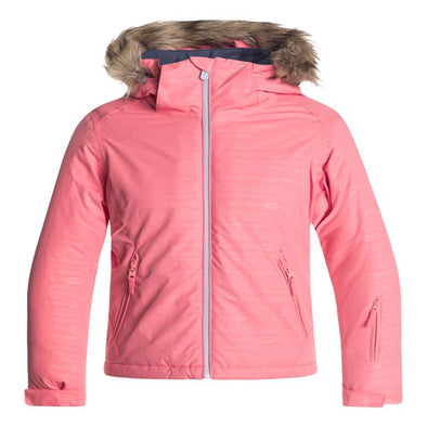 Roxy Girls American Pie Snow Jacket ERGTJ03057 - The Smooth Shop
