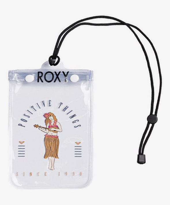 Roxy Womens Take Me To The Sea Waterproof Beach Phone Pouch - The Smooth Shop
