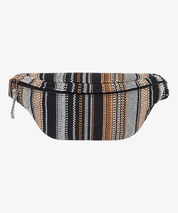 Roxy Womens Sweet Dreams 4L Canvas Fanny Pack - The Smooth Shop