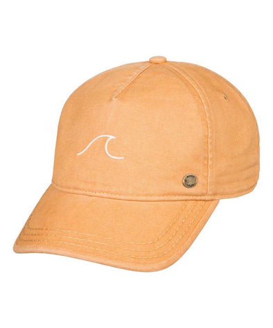 Roxy Womens Next Level Baseball Hat, Inca Gold, OFA - The Smooth Shop