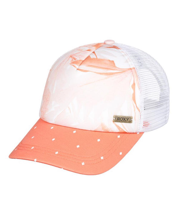 Roxy Womens Water Come Down Trucker Hat - The Smooth Shop