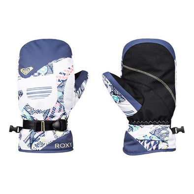 Roxy Womens Jetty Ski/Snowboard Mittens ERJHN03103 - The Smooth Shop