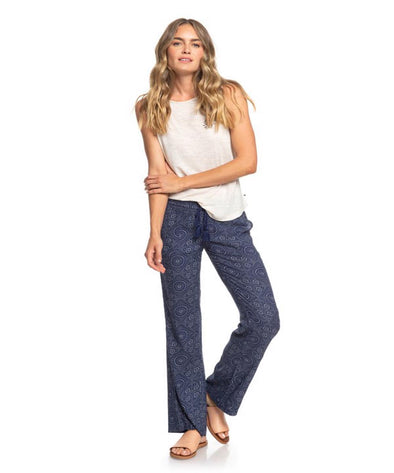 Roxy Womens Oceanside Viscose Pants - The Smooth Shop