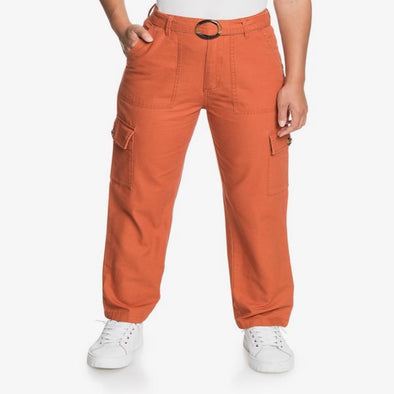 Roxy Womens Sense Yourself Cargo Pants - The Smooth Shop