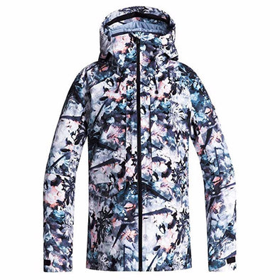 Roxy Womens Essence 2L Gore-Tex Snow Jacket ERJTJ03152 - The Smooth Shop