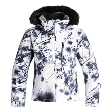 Roxy Womens Jet Ski Premium Snow Jacket ERJTJ03159 - The Smooth Shop