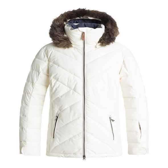 Roxy Womens Quinn Snow Jacket ERJTJ03165 - The Smooth Shop