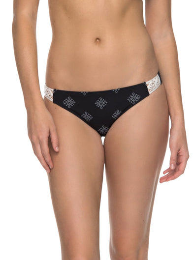 Roxy Womens Take Me To The Sea Surfer Bikini Bottoms ERJX403526 - The Smooth Shop