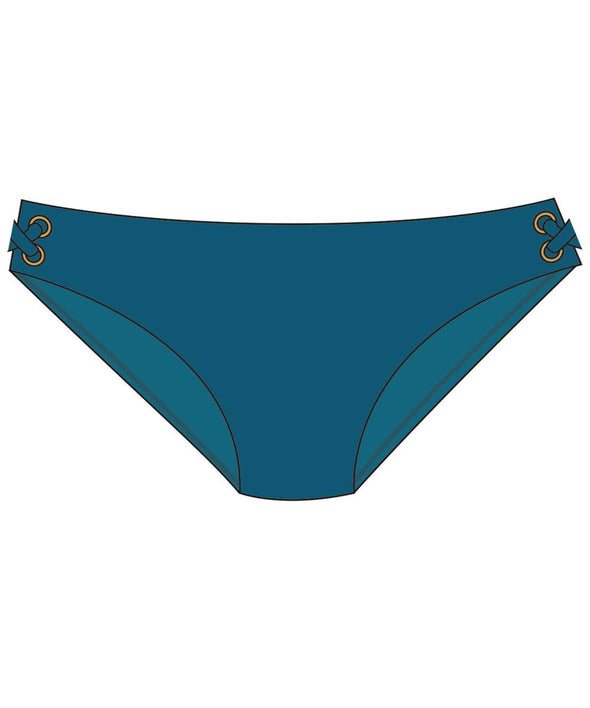 Roxy Womens Beach Classics Full Bikini Bottoms - The Smooth Shop