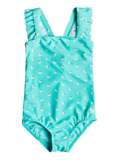 Roxy Girls 2-6 Baby Saguaro One Piece Swimsuit ERLX103026 - The Smooth Shop
