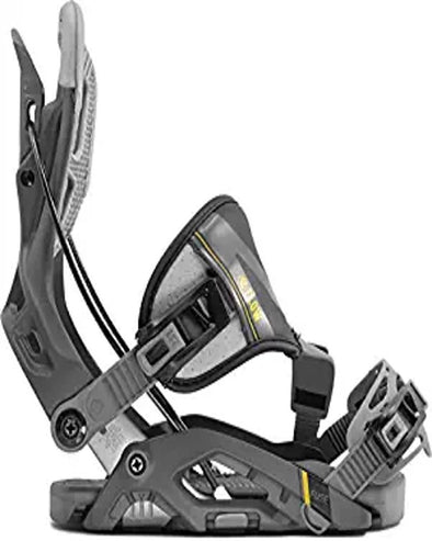 Flow Mens Fuse Hybrid Snowboard Bindings - The Smooth Shop